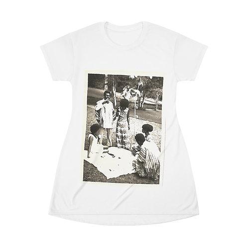 YOU & ME BABE Shirt Dress
