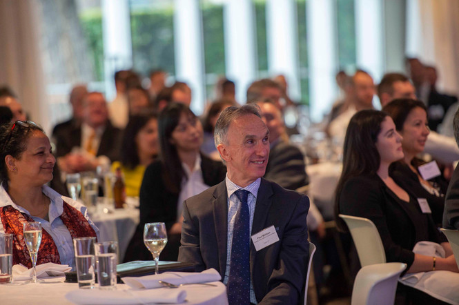 Insurance Corporate event at ZINC Federation Square