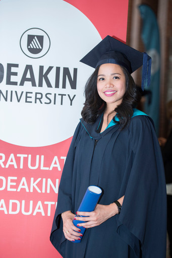 Deakin University Graduations