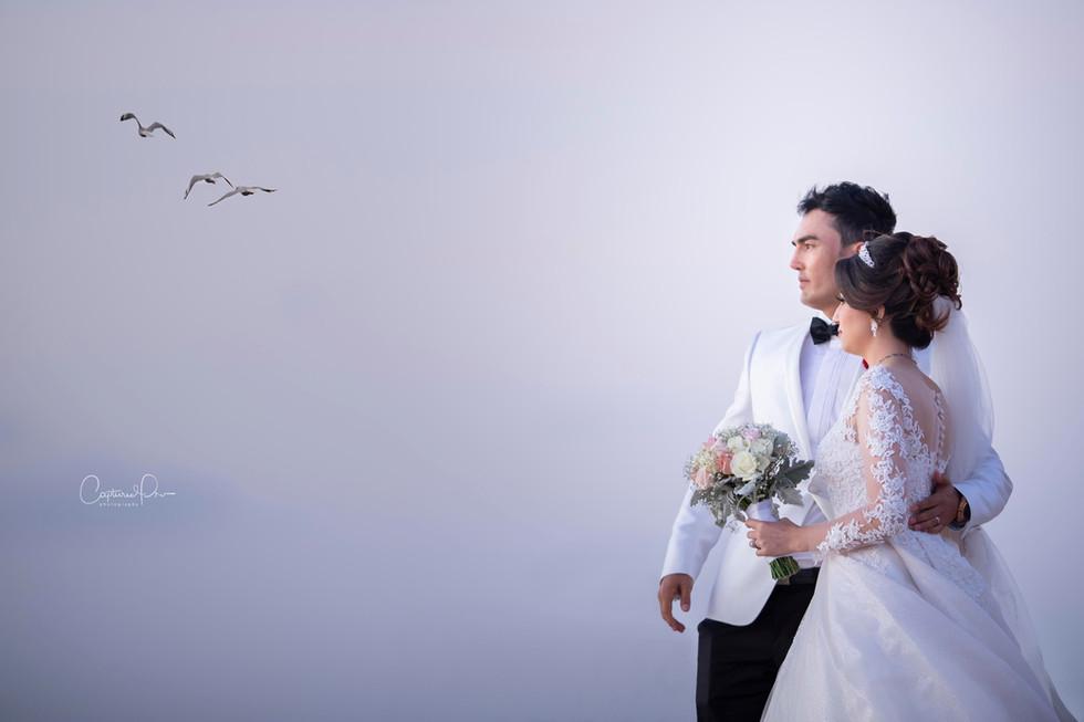 Brighton Beach Wedding Photography