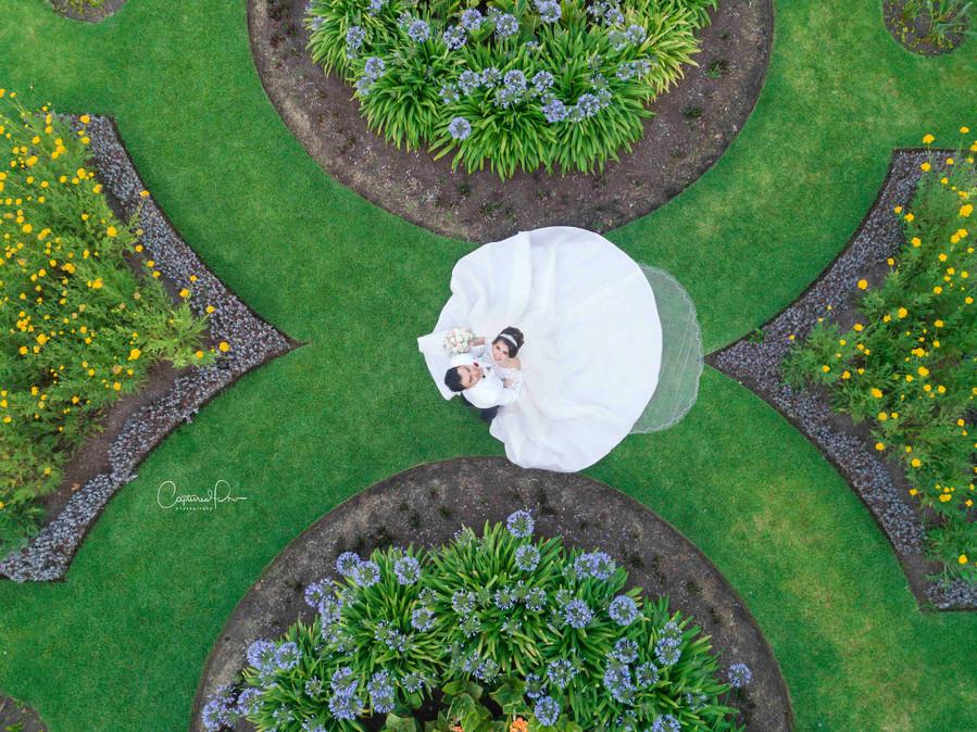 Afghan Bride & Groom
