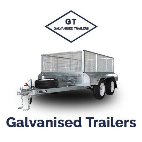 Galvanised Trailers