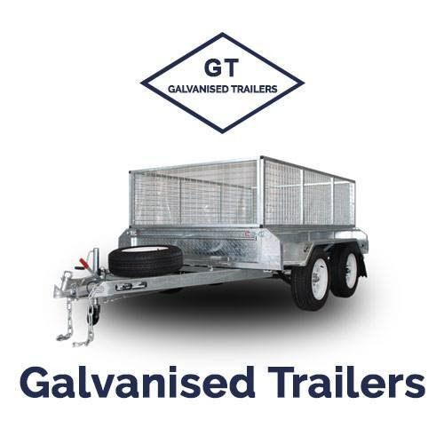 Galvanised Trailers