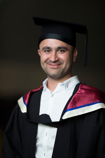 Graduate Portrait