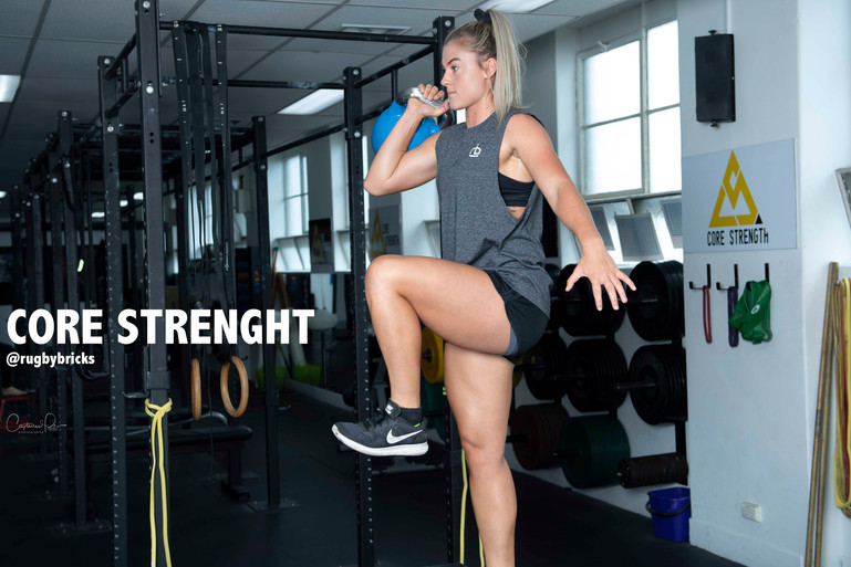 Gym Training Session