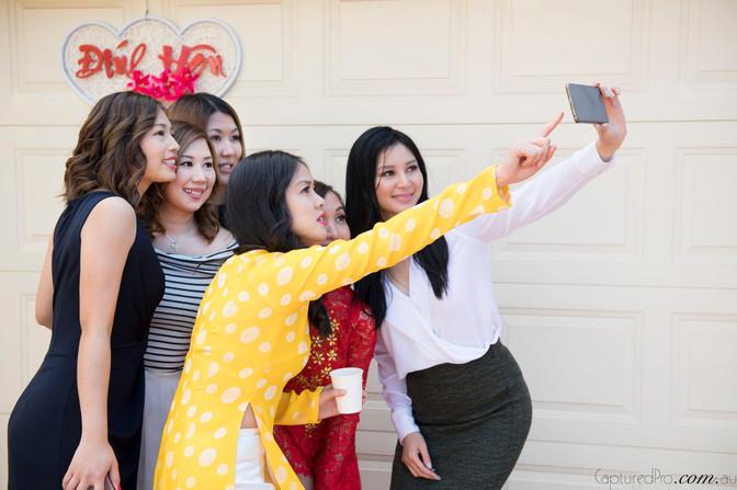 Selfie times