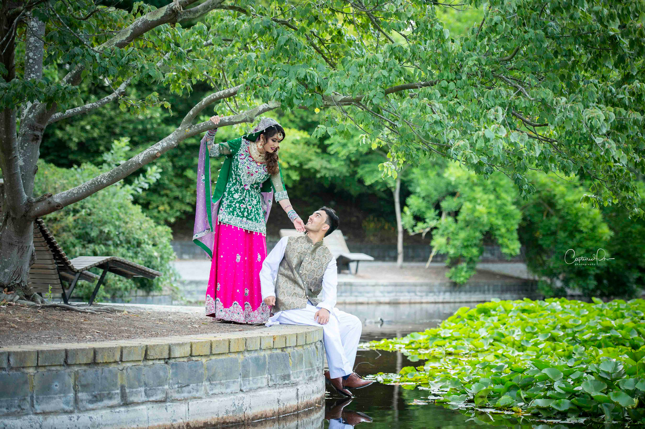Wilson Botanic Park Wedding Photography