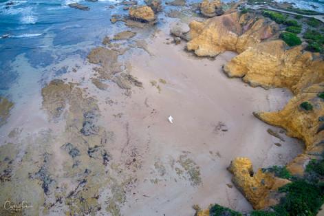 Beach in Geelong