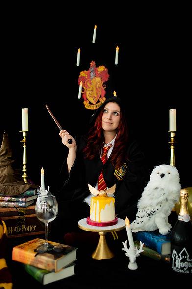 Harry Potter Adult Cake Smash