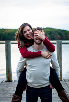 Burke Lake Park Engagement