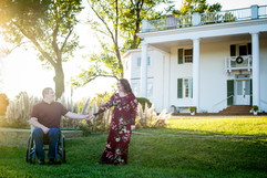 Rixey Manor Engagement