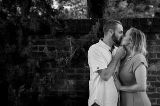 Kimberly and Nicolas | Old Town Alexandria, Virginia Engagement Photographer