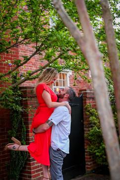 Old Town Alexandria Virginia Wedding Photographer