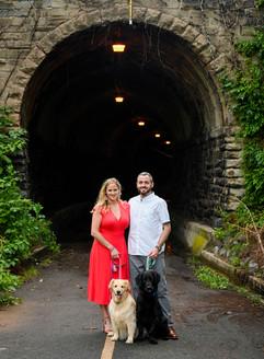 Wilkes Tunnel Alexandria Virginia Wedding Photographer