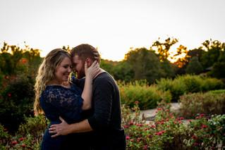Dezirae & Patrick | Engagement at Maymont Park, Richmond Wedding Photographer