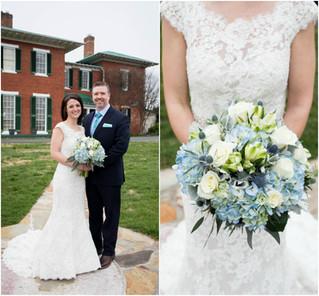 Christy & Kevin | Marriott Ranch, Hume Virginia Wedding Photographer