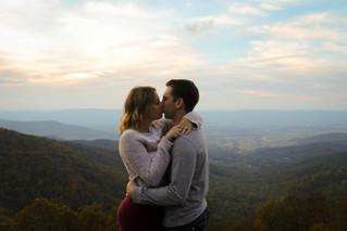 Steve & Sophie | Skyline Drive, Virginia Wedding Photographer
