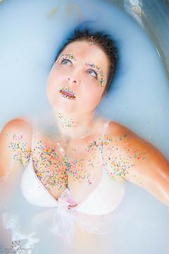Culpeper Milkbath Photographer
