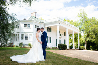 Patrick & Dawn's Wedding | Rixey Manor, Virginia Wedding Photographer