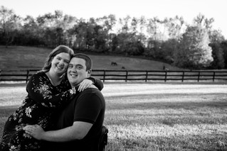 Katie & Gary | Rixey Manor Engagement, Virginia Wedding Photographer
