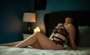 Ms. B Boudoir | Rixeyville, Virginia Boudoir Photographer