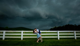 Patrick & Dawn's Engagement | Castle Hill Cidery, Keswick Virginia Wedding Photographer