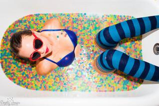 Food Series Milk Bath | Rixey Manor, Rixeyville Virginia Milk Bath Photographer