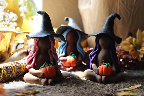 Autumnal Witches
