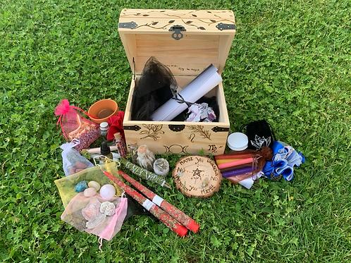 Custom Spell Kit