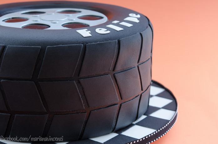 Pneu Cake
