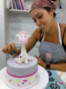curso cake design