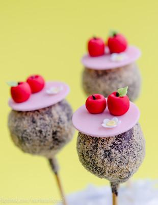 20151025 Popcakes Apple Branca de Neve 2