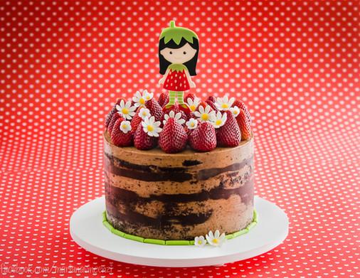 Cake Moranguinho