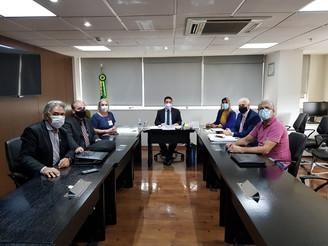 ADMINISTRAÇÃO MUNICIPAL EM BRASÍLIA LUTA PELA EDUCAÇÃO DE MANGUEIRINHA.
