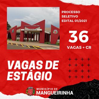 36 VAGAS NO PROCESSO SELETIVO PARA ENSINO PROFISSIONALIZANTE E SUPERIOR.
