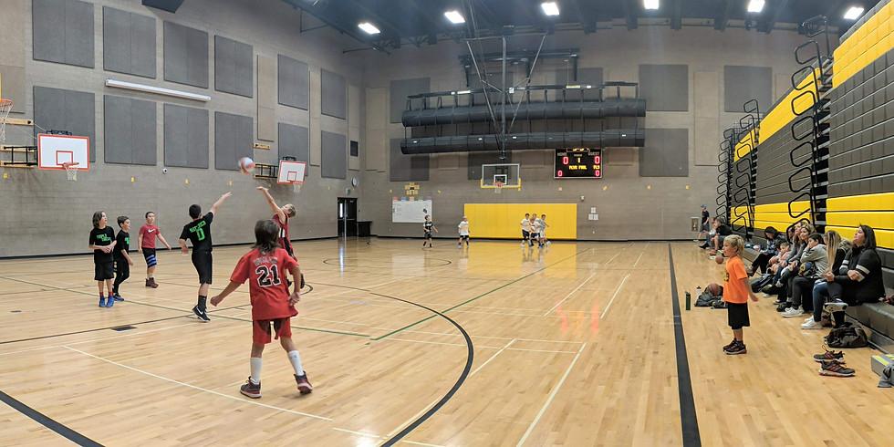 Friday Night Court Sports