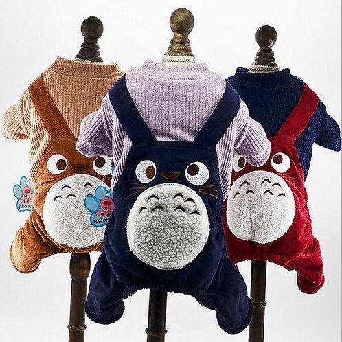 ぽっかぽか!ロンパースセーター!(FUN OF PETS)