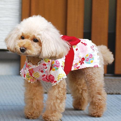 【春夏新商品】和柄金魚浴衣