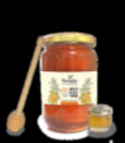 honey jar package