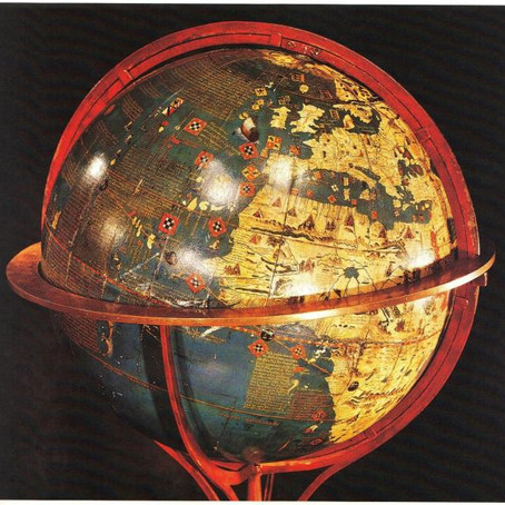La mela terrestre, ovvero il primo mappamondo della storia