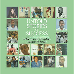 Untold Stories of Success, Voices of Refugees story contributor