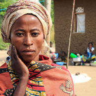 Gloria (name changed), from Burundi