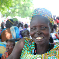 Alakiir, 41 years old, from South Sudan