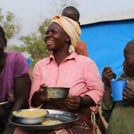 Lilias Anita, 35 years old, from Yei, South Sudan
