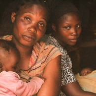 Sophia Zawadi, 35 years old, from Fizi, D.R. Congo