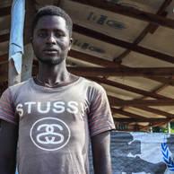 Eric (name changed), 22 years old, from Burundi