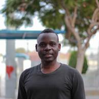 Taj Jemy, 28 years old, from Darfur, Sudan
