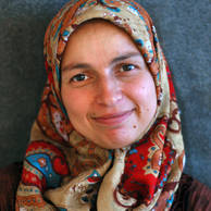 Ragda, 29 years old, from Aleppo, Syria