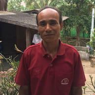 Khu Myar Reh, from Karenni State, Myanmar [Burma]