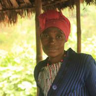 Beatrice Nyasabimana, 47 years old, from Kalehe, Democratic Republic of Congo